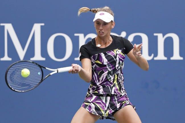 WTA Dubai Open: Elise Mertens vs. Caroline Garcia 3/10/2021 Tennis Prediction