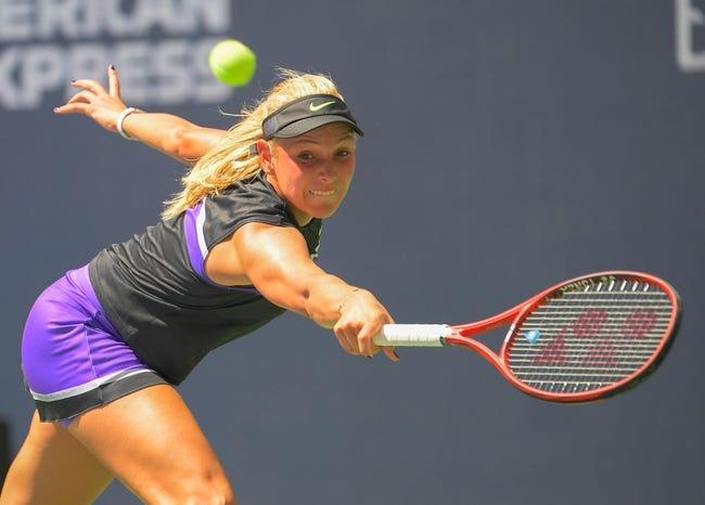 Australian Open: Donna Vekic vs. Nadia Podoroska 2/11/2021 Tennis Prediction