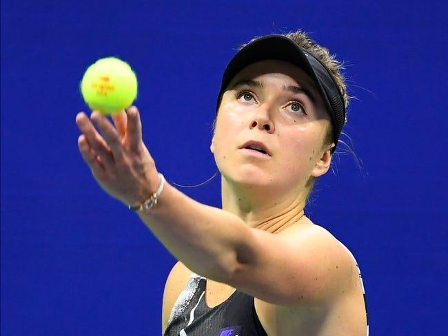 Australian Open: Elina Svitolina vs. Marie Bouzkova 2/9/2021 Tennis Prediction