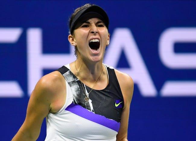 WTA Grampians Trophy: Belinda Bencic vs. Sorana Cirstea 2/4/2021 Tennis Prediction