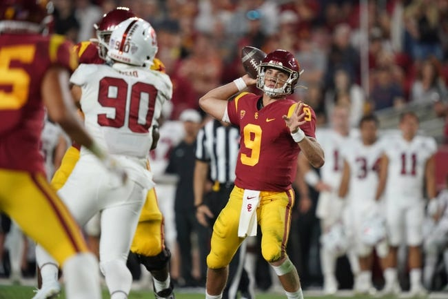 Stanford at USC - 9/11/21 College Football Picks and Prediction