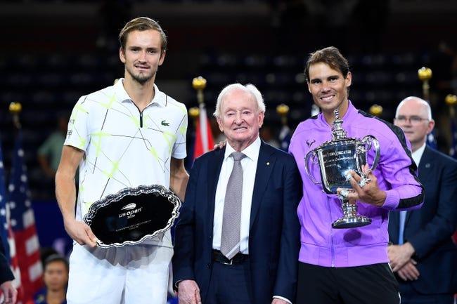 Australian Open: Daniil Medvedev vs. Andrey Rublev 2/17/2021 Tennis Prediction