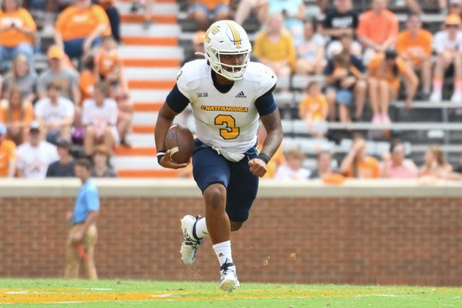 Wofford vs. Chattanooga College Football Picks, Odds, Predictions 2/27/21