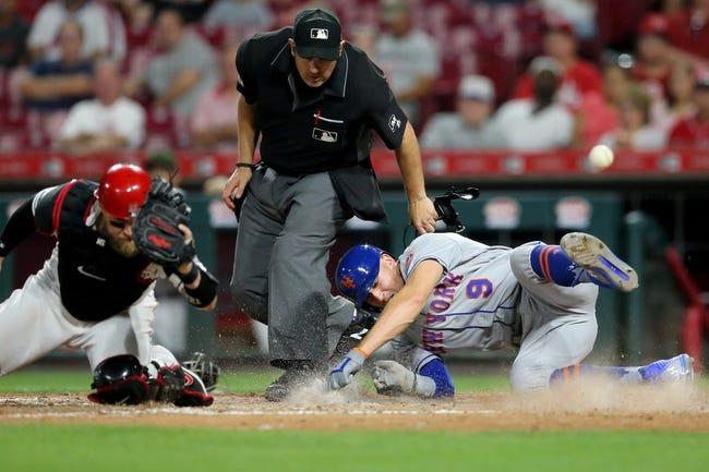 Tony T's Mets vs. Reds SIDE 7-19-2021