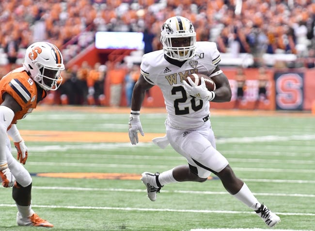 Western Michigan at Toledo: 10/23/21 College Football Picks and Prediction