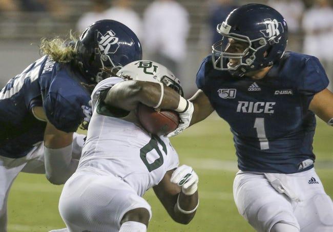 Rice at Arkansas - 9/4/21 College Football Picks and Prediction