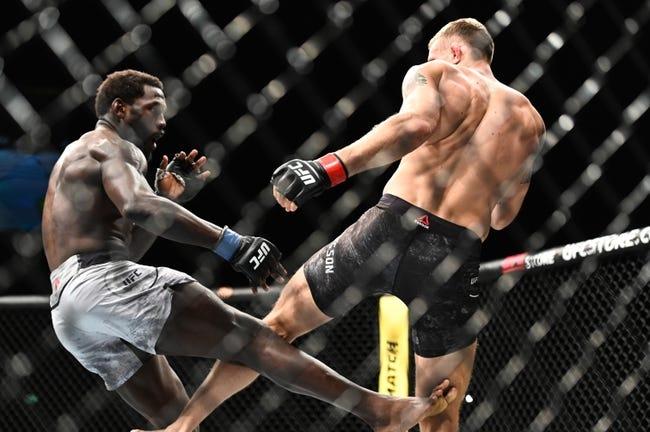 UFC Vegas 34: Jared Cannonier vs. Kelvin Gastelum Picks and Predictions