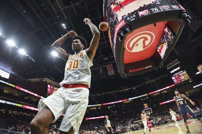 Atlanta Hawks at New Orleans Pelicans - 4/2/21 NBA Picks and Prediction