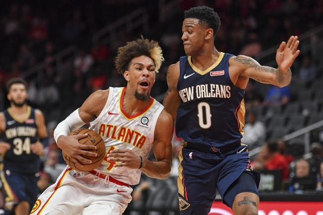New Orleans Pelicans vs Atlanta Hawks NBA Picks, Odds, Predictions 4/2/21