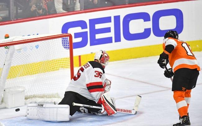 New Jersey Devils vs Philadelphia Flyers NHL Picks, Odds, Predictions 1/26/21