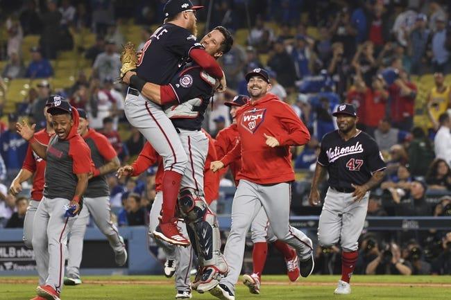Los Angeles Dodgers vs Washington Nationals MLB Picks, Odds, Predictions 4/9/21