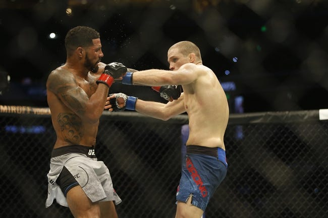 UFC Fight Night 191: Alex Morono vs. David Zawada Picks  and Predictions