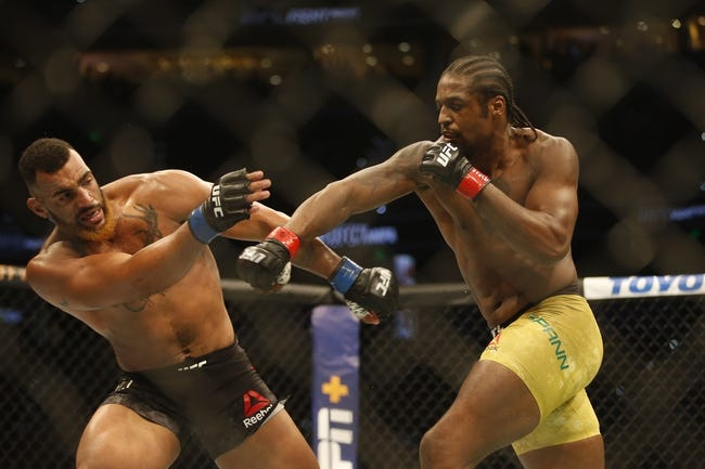 UFC Fight Night 192: Ion Cuțelaba vs. Devin Clark Picks and Predictions