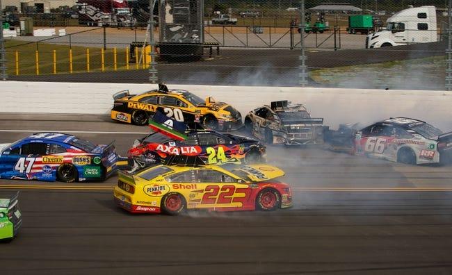 2021 Yellawood 500: NASCAR CUP Picks, Predictions, Odds, Longshots