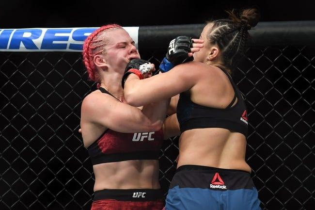 UFC on ESPN 27: Miranda Maverick vs. Maycee Barber Picks and Predictions