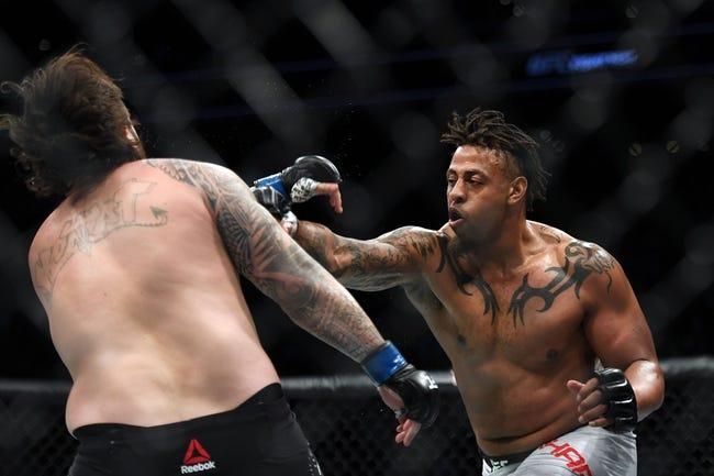 UFC 264: Tai Tuivasa vs. Greg Hardy Picks and Predictions