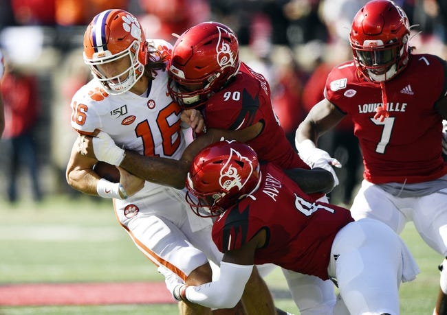 Louisville at Ole Miss - 9/6/21 College Football Picks and Prediction