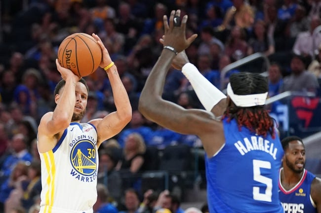 Golden State Warriors vs Los Angeles Clippers NBA Picks, Odds, Predictions 1/8/21