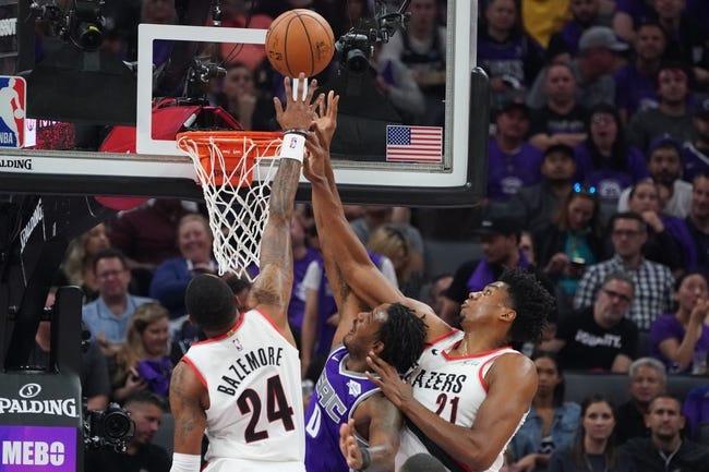 Sacramento Kings vs Portland Trail Blazers NBA Picks, Odds, Predictions 1/13/21
