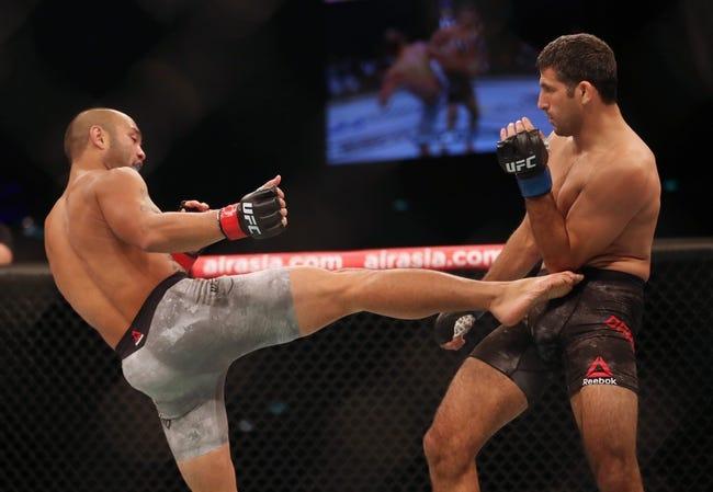 UFC 262: Tony Ferguson vs. Beneil Dariush Picks and Predictions