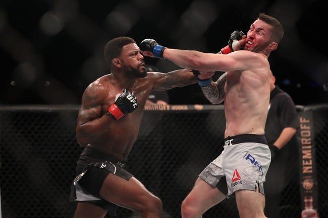 UFC Vegas 18: Michael Johnson vs. Clay Guida Picks, Odds and Predictions