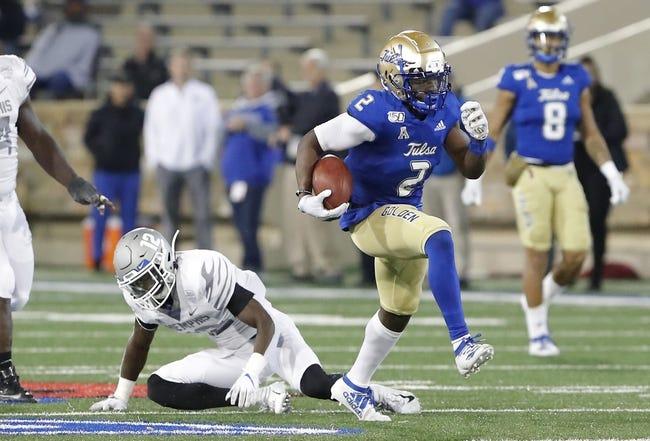 Memphis at Tulsa 10/9/21 College Football Picks and Predictions