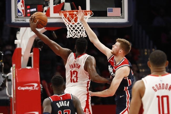 Houston Rockets vs Washington Wizards NBA Picks, Odds, Predictions 1/26/21