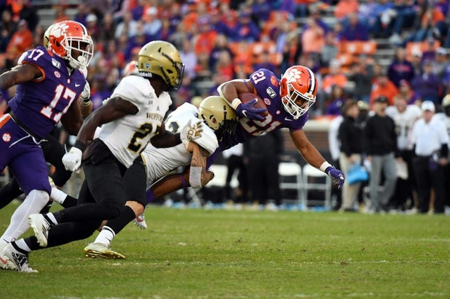 Mercer vs. Wofford: College Football Picks, Odds, Predictions 2/20/21