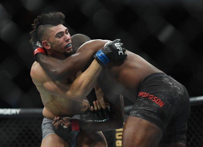 UFC Fight Night 193: Thiago Santos vs. Johnny Walker Picks and Predictions