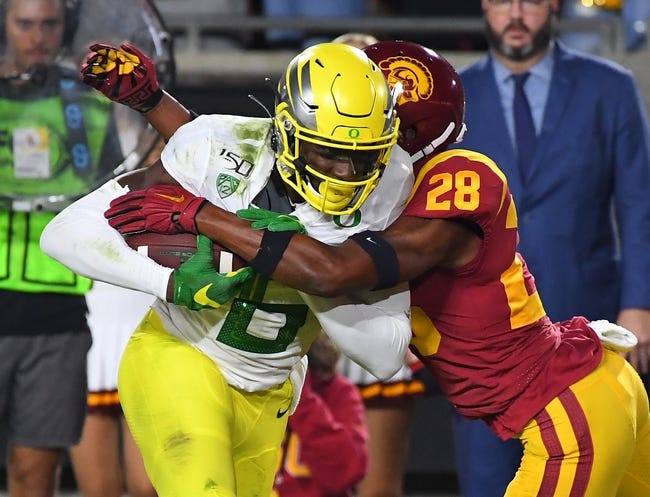 Joe D'Amico's PAC-12 TOTAL OF THE MONTH