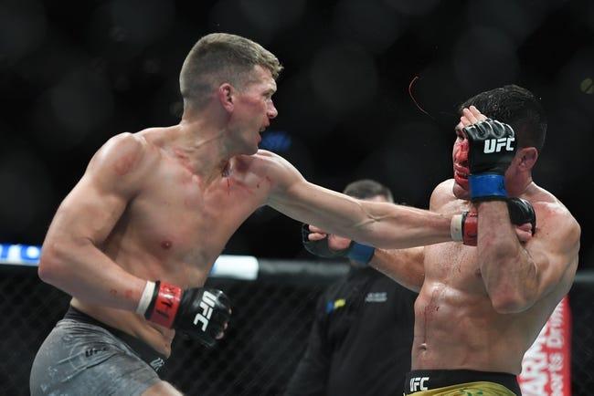 UFC 264: Gilbert Burns vs. Stephen Thompson Picks and Predictions