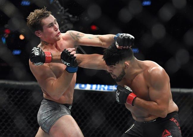 UFC 258: Ian Heinisch vs. Kelvin Gastelum Picks, Odds, and Predictions