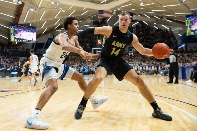 Army at Navy: 1/23/21 College Basketball Picks and Predictions