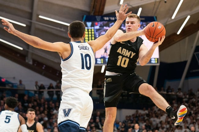 Loyola-Maryland at Army: 3/10/21 College Basketball Picks and Predictions