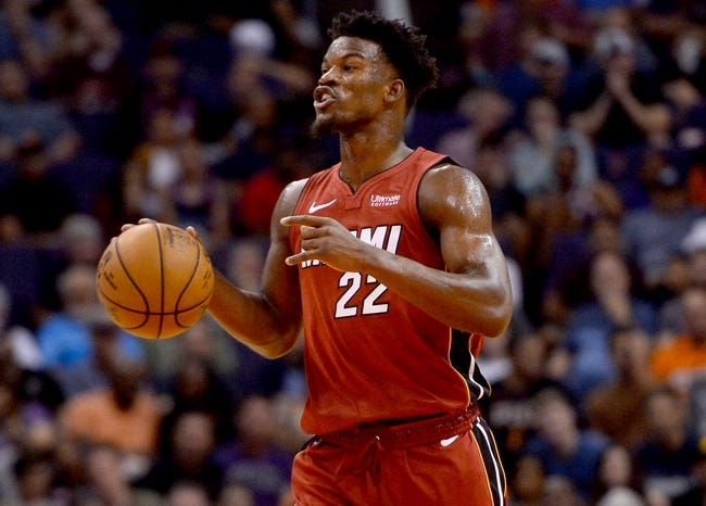 Phoenix Suns at Miami Heat - 3/23/21 NBA Picks and Prediction