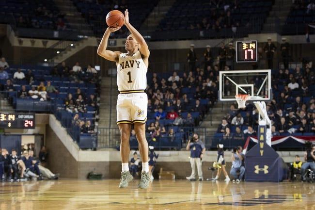 Navy vs Lehigh College Basketball Picks, Odds, Predictions 1/10/21
