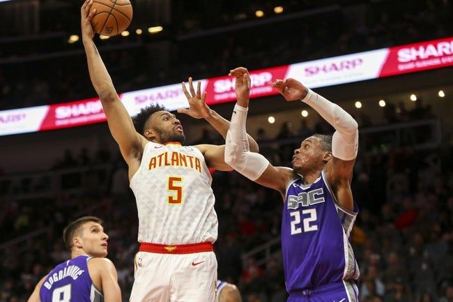 Sacramento Kings at Atlanta Hawks - 3/13/21 NBA Picks and Prediction