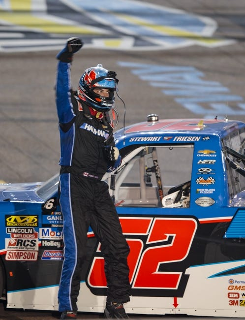 2021 Pinty's Truck Race on Dirt  -NASCAR Camping World Truck Series Picks, Odds, and Prediction 3/27/21