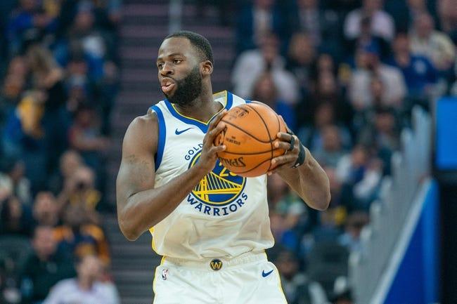 Utah Jazz at Golden State Warriors - 3/14/21 NBA Picks and Prediction