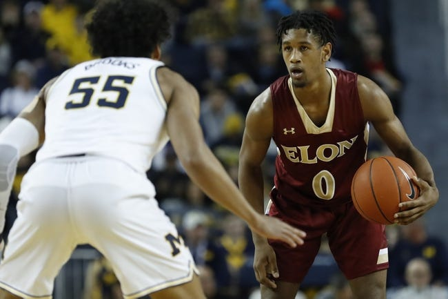 Elon at Drexel: 3/9/21 College Basketball Picks and Prediction
