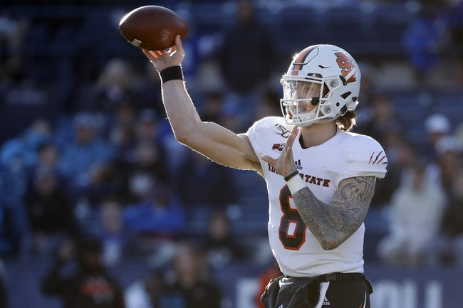 Weber State vs. Idaho State College Football Picks, Odds, Predictions