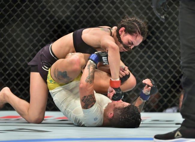 UFC Fight Night 192: Ariane Lipski vs. Mandy Bohm Picks and Predictions