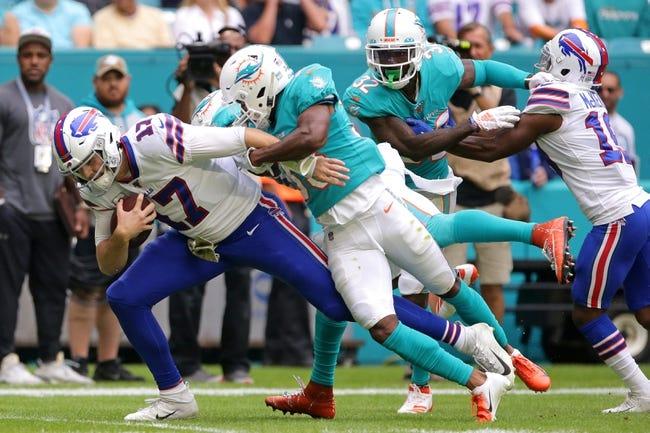 Miami Dolphins at Buffalo Bills: 1/3/21 NFL Picks and Predictions