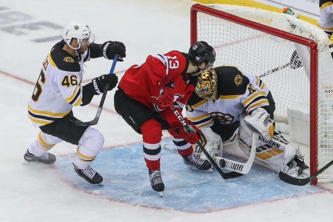 Boston Bruins at New Jersey Devils - 1/14/21 NHL Picks and Prediction