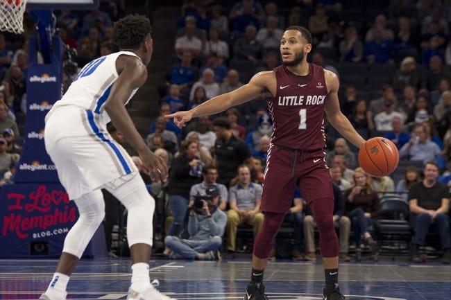 Louisiana vs Little Rock College Basketball Picks, Odds, Predictions 1/9/21