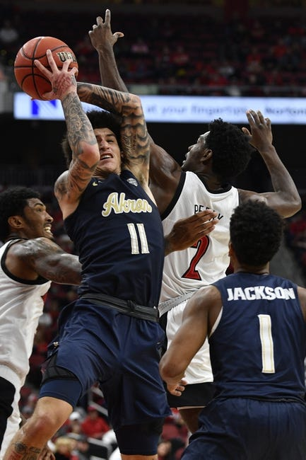 NCAAM Friday Pick Akron / Ball State