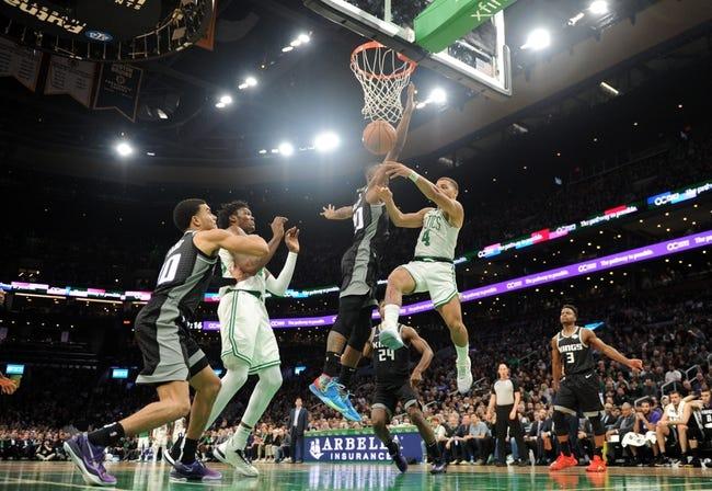 Boston Celtics at Sacramento Kings - 2/3/21 NBA Picks and Prediction