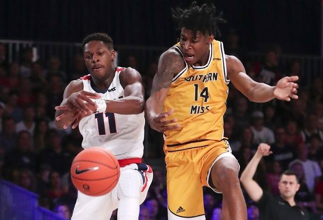 Middle Tennessee at Southern Mississippi: 1/15/21 College Basketball Picks and Prediction