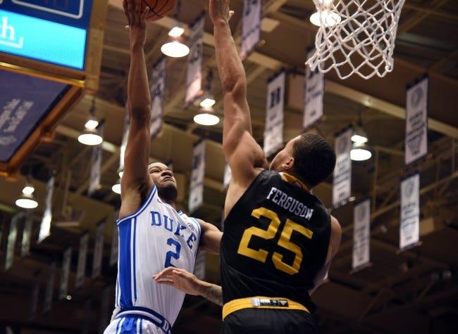 Winthrop at Presbyterian: 1/20/21 College Basketball Picks and Predictions