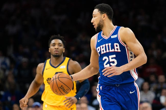 Utah Jazz vs Philadelphia 76ers NBA Picks, Odds, Predictions 2/15/21